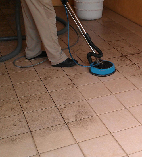 How To Deep Clean Tile Floors